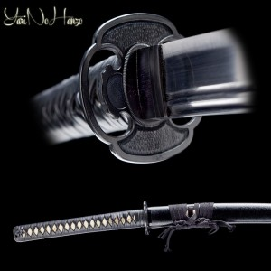 Shinden Fudo Ryu | Iaito ręcznie kute |
