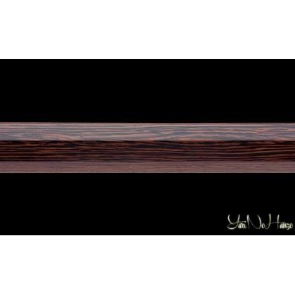 Hakkaku Hanbo 35 mm - Wenge - HANDMADE