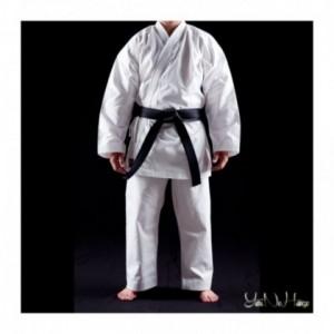 Karate Gi Shuto Trening   Białe Karategi średniej wagi