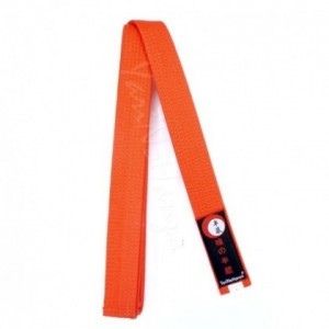 Pomarańczowy pas | Pas do Karate - Judo