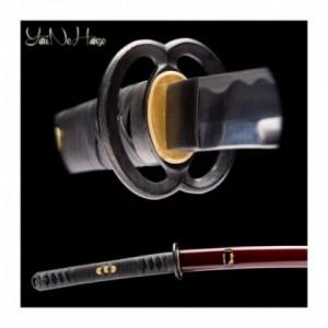 Miyamoto Musashi 11-sta rocznica XL|Ręcznie kuty miecz Iaito |