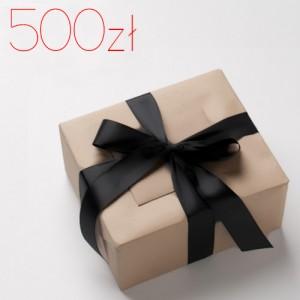 500 zł GIFT CARD
